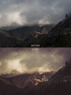 Do you want to transfer some of your landscape photos into a dramatic moody look? Come and check out these presets, we are currently having a 30% sale for all our presets