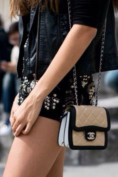 #chanel #handbag #fashion