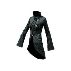 Nubia-Wear.com - Evil Supervillain Jacket ($83) ❤ liked on Polyvore featuring outerwear, jackets, coats, steampunk and steampunk jacket