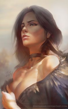 Yennefer #TheWitcher3 #PS4 #WILDHUNT #PS4share #games #gaming #TheWitcher…