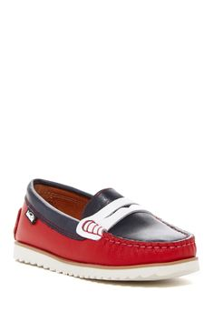 Timmo Penny Loafer (Toddler & Little Kid)