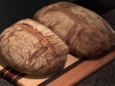 Michael Jubinsky shares his recipe for Whole Wheat Pain Rustique