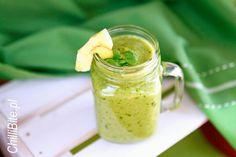 ChilliBite.pl - motywuje do gotowania!: Koktajl - zielony detoks wiosenny