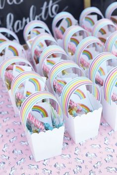 Unicorn Party Decoration Ideas Best Of Qifu Unicorn Party Supplies Favors Bottle Gift Stickers Unicorn Birthday Party Decorations Kids Unicorn Decor Unicornio Decor Rainbow Unicorn Party, Rainbow Birthday Party, 4th Birthday Parties, Birthday Party Decorations, Unicorn Party Bags, 5th Birthday, Birthday Cake, Unicorn Party Decor, Easy Unicorn Cake