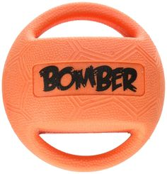 Zeus Bomber Dog Toy, 4.5'/Mini * You can find more details by visiting the image link. (This is an affiliate link) #DogToys
