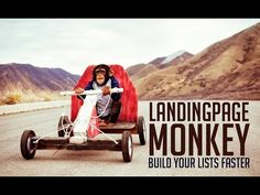 LandingPage Monkey Build your list and grow your bussiness use Landing Page Monkey is a great tool.. http://jvz5.com/c/370853/134482