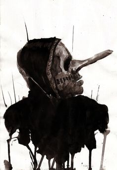 Fan Art of Chris Fehn from Slipknot