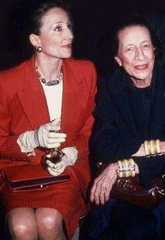 Countess Jacqueline de Ribes   Diana V