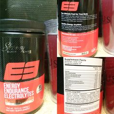 Recovery after the workout. E3 supplement to help hydrate, replenish, add electrolytes and provide fuel for your body.  www.tiredoftheweight.com  Friend or follow Jackie Nelson @jackiesbc16 @browninkus  #e3 #energy #electrolytes #energydrink #bcaa #aminoacids #lleucine #cayennepepper #yerbamate #skinnybodycare #skinnyfiber #loseweight #weightloss #gymlife #health #fitness #lawofattraction #follow4follow #HWW