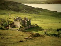 Clifden Castle, Clifden, Ireland