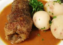 7 Complete German Dinner Menus: From Entrees to Side Dishes: Hausmannskost - Mighty Man Meals