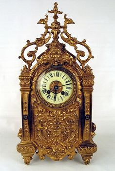 Novel Designs Painstaking Home Decoration Accessories Antique Iron Clocks And Watches Delightful Colors And Exquisite Workmanship European Home Decor Mute Clock Famous For Selected Materials