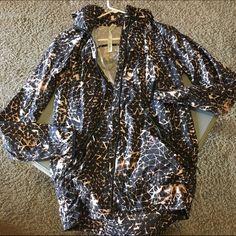 Lululemon size 6 rain jacket Size 6 lululemon rain jacket worn once. lululemon athletica Jackets & Coats