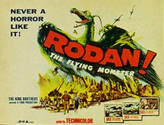 In Bride of the Living Dead, Daria finds a force to face off with Godzilla (aka her assertive older sister) in the person of Rodan (aka her fellow film maker friend, who volunteers to make a documentary of the wedding preparations).