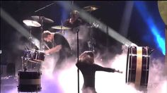 Imagine Dragons - Radioactive (American Music Awards 2013). MY FRIEND, DEB SERMON, HER SON IS THE MAN ON THE GUITAR WITH THE LONG HAIR. SO PROUD OF HOW FAR IMAGINE DRAGONS HAVE COME!