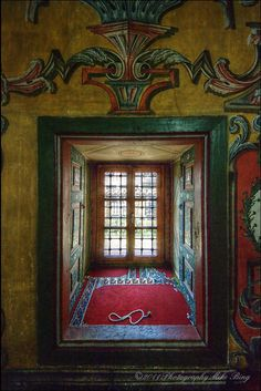 The Painted Mosque in Tetovo Macedonia Islamic Architecture, Art And Architecture, Macedonia Skopje, Islamic Art, Mosque, Mystic, Trotter, Photo And Video, Country