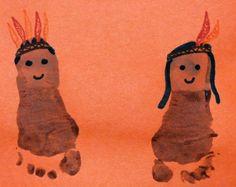 Foot-Print American Indian Art