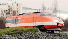 TGV #orange