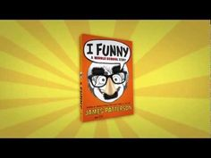 I Funny: A Middle School Story by James Patterson