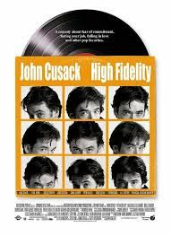High Fidelity is a 2000 American romantic comedy-drama film directed by Stephen Frears. It stars John Cusack, Iben Hjejle, Jack Black, Todd Louiso, and Lisa Bonet. Lisa Bonet, Jack Black, See Movie, Movie Tv, Epic Movie, Movies Showing, Movies And Tv Shows, Fear Of Commitment, Movie Posters