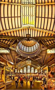 mercado central de valencia Una pasada de foto en la que haces justicia a uno de los mejores mercados de España