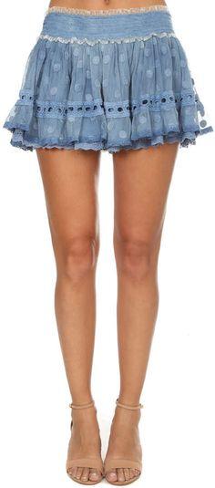 Sunday Saint-Tropez Samba Skirt