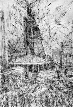 Jeanette Barnes cheesegrater for website - Copy Architecture Exam, Gcse 2017, City Drawing, A Level Art, Ways Of Seeing, Environmental Art, City Art, Paint Designs, Cityscapes