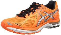 ASICS  GT-2000 3, Herren Outdoor Fitnessschuhe, Orange (hot Orange/silver/black 3093), 46.5 EU ( 11 UK) - http://on-line-kaufen.de/asics/46-5-eu-asics-gt-2000-3-herren-laufschuhe-2