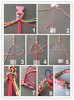 DIY: 6 homemade dog accessories, # dog accessories # self-made – Famous Last Words Gucci Dog Collar, Diy Dog Collar, Cat Collars, Diy Dog Toys, Cat Toys, Dog Crafts, Animal Crafts, Toys Quotes, Diy Pour Chien