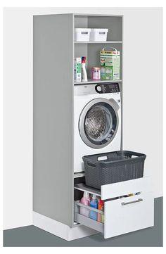 Utility Room Storage, Laundry Room Storage, Small Storage, Bathroom Storage, Diy Storage, Kitchen Storage, Storage Ideas, Drawer Storage, Bathroom Closet