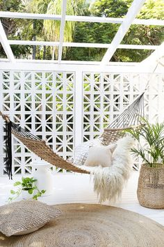 Backyard Hammock Ideas -Laying in a hammock is one of the most relaxing points worldwide. Check out lazy-day backyard hammock ideas!