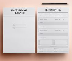 Hey, I found this really awesome Etsy listing at https://www.etsy.com/listing/210892372/wedding-planner-printable-ultimate