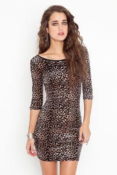 sooo sexy!!!! I'm obsessed with leopard print!!!