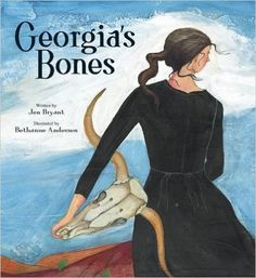 Georgia's Bones: Jen Bryant: 9780802853677: Amazon.com: Books