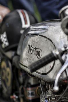 British by nature! #motorpike #norton #motorbikes