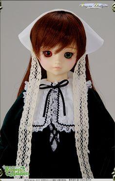 Super Dollfie Limited Edition Volks Souseki (Sp) From Rozen Maiden