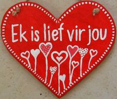 I love you My Happy Ending, Amazing Pics, Love You, My Love, Afrikaans, Qoutes, Christmas Ornaments, Sayings, Holiday Decor