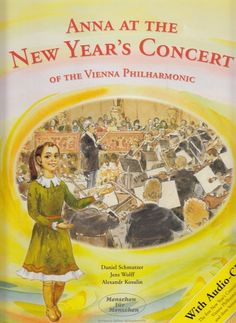 Anna at the New Year s Concert of the Vienna Philharmonic mit CD