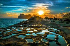 coast of Taiwan