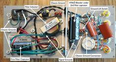 Labelled Underside - 4S Universal Tube Preamplifier
