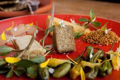 M.A.K.E. Chef Matthew Kenney Vegan Cheese Board