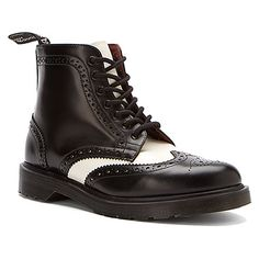 Dr Martens Affleck Brogue Boot found at #OnlineShoes