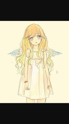 Angel anime<3