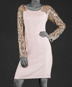 White and Gold Sequin.fine out more women fashion on www.gawzus.com