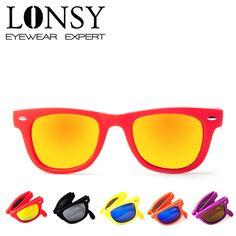Folding Sunglasses sun glasses Fold Exempt postage Sports Glasses sports Eyewear LS4105