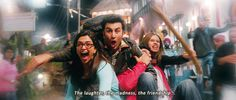 Bollywood Quotes, Bollywood Songs, Bollywood Wallpaper, Infinity Wallpaper, Meant To Be Together, Movie Lines, Movie Collection, Ranbir Kapoor, Deepika Padukone