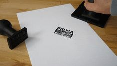 Prusa Research stamp by Jakub Kočí #practical