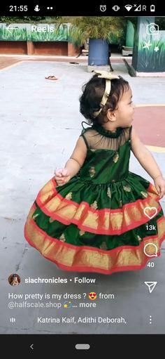 Baby Fancy Dress, Kids Dress Wear, Kids Gown, Baby Girl Frocks, Frocks For Girls, Dresses Kids Girl, Baby Girl Dress Design, Girls Frock Design, Baby Frocks Designs
