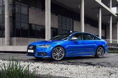 Audi S6 4.0 TFSI quattro S-tronic 450hp