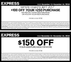 Express Coupons Ends of Coupon Promo Codes MAY 2020 ! Free Printable Coupons, Express Coupons, Coding, Printables, How To Get, February 2016, Hot, Ideas, Print Templates
